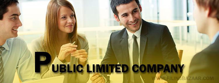 Public limited company incorporation