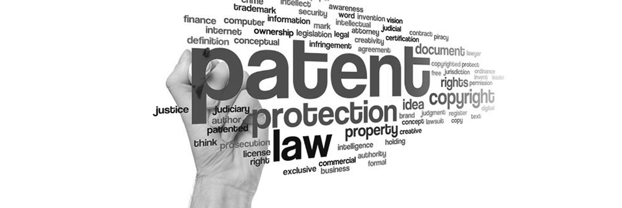 Intellectual property of patent registration