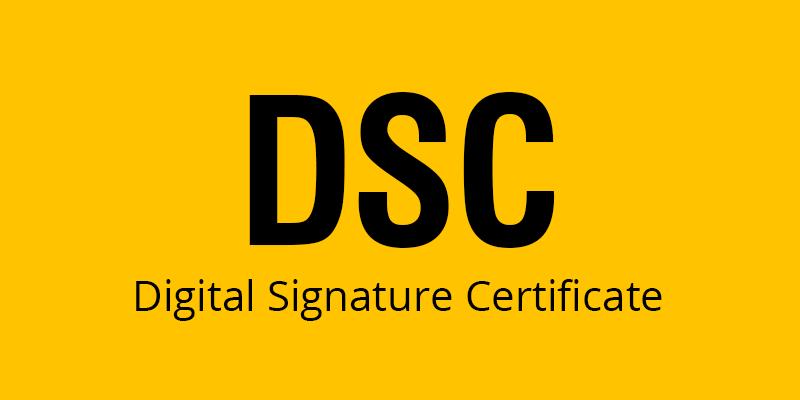 Top DSC Registration techniques and facts | Corpstore
