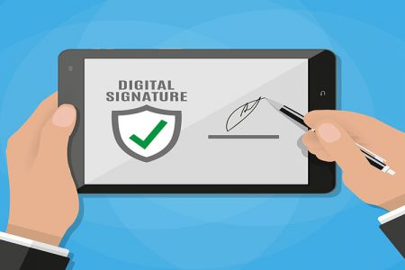 Digital signature services in Chennai
